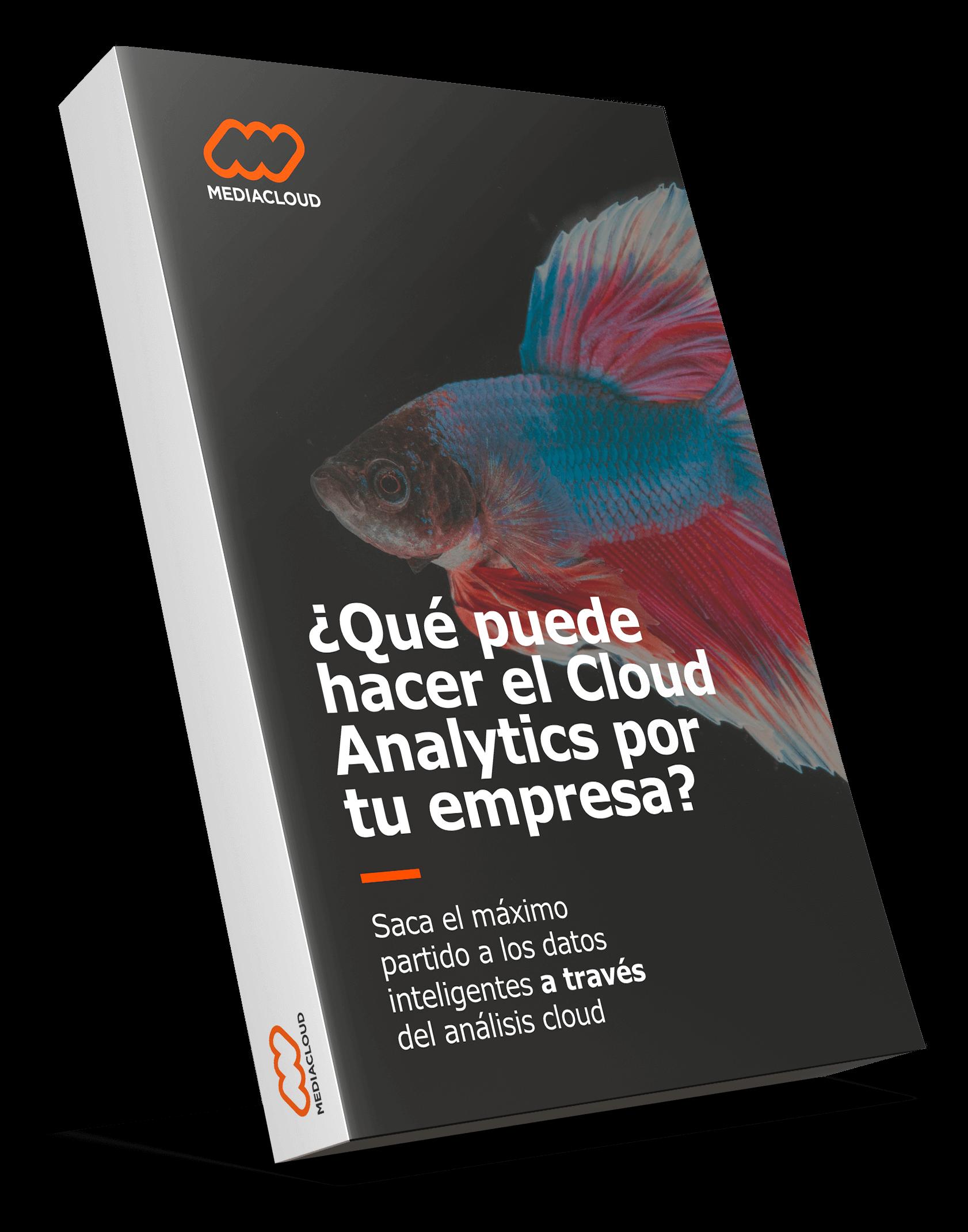 MED - Cloud Analytics - Portada