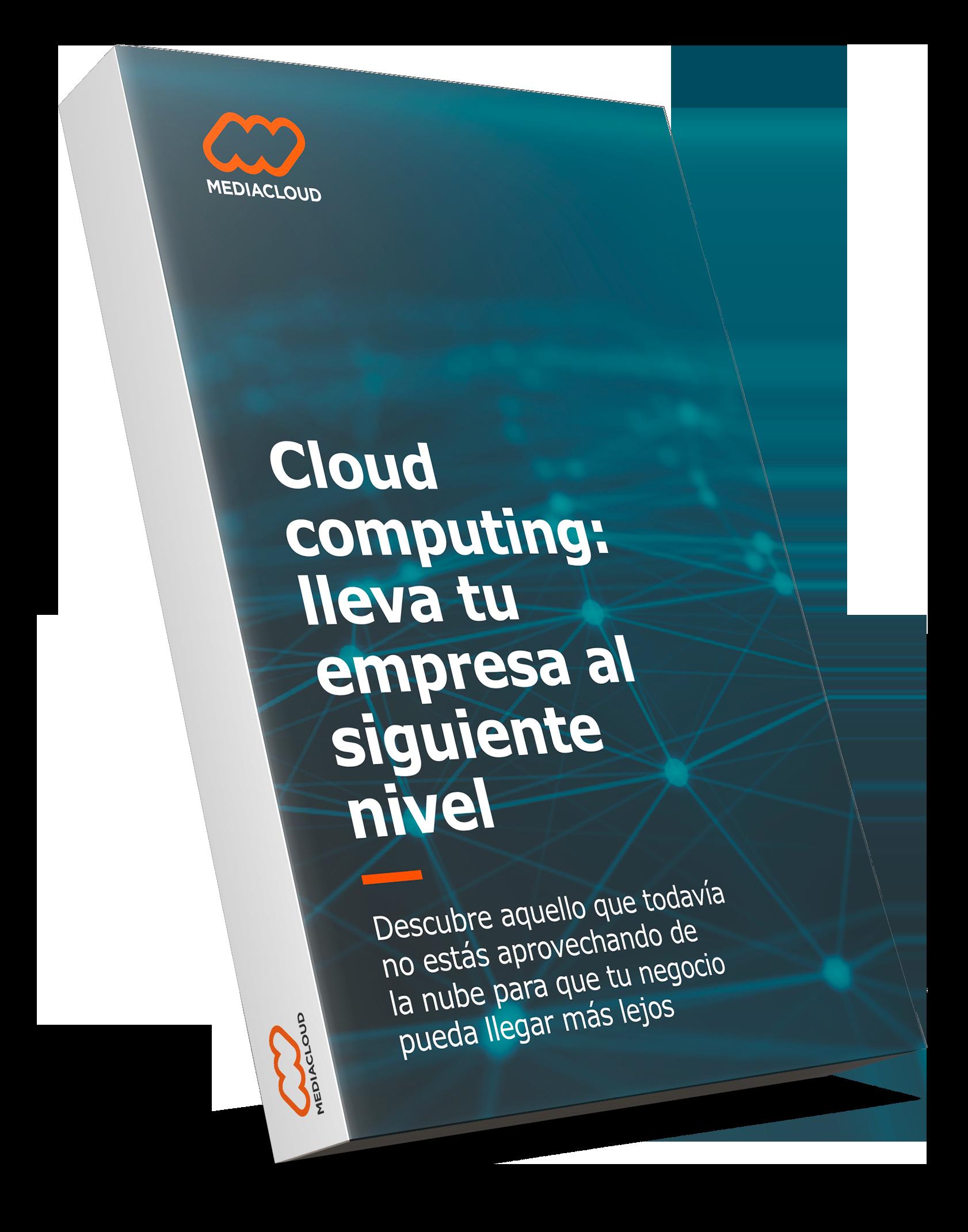 MED - Cloud Computing y cómo mejorar tu compañía con él - Portada
