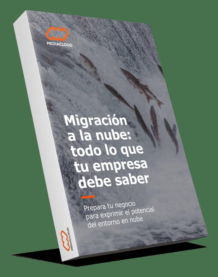 MED - Guía para la migración a la nube - Portada