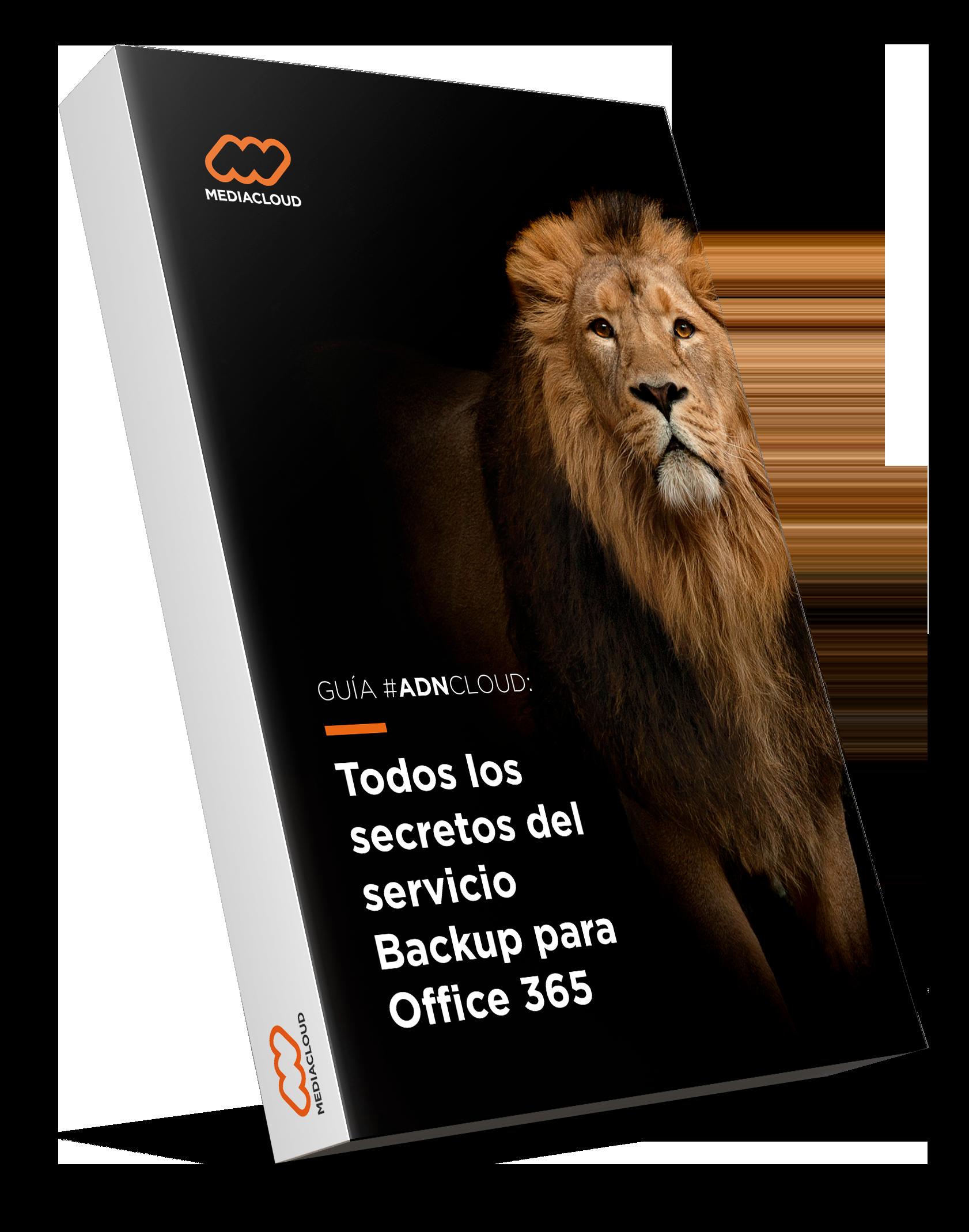 Todos los secretos del servicio Back Up para Office 365